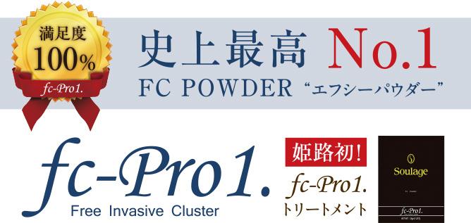 史上最高 No.1 FC POWDER 姫路初!fc-Pro1.トリートメント
